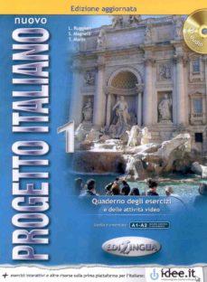 Descargar gratis kindle books bittorrent NUOVO PROGETTO ITALIANO 1 EJERCICIOS (A1 - A2) (2CD)