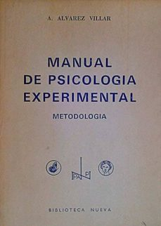 Chapultepecuno.mx Manual De Psicología Experimental. Metodología Image