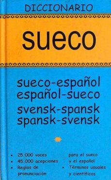 DICCIONARIO SUECO - V.V.A.A. | Triangledh.org