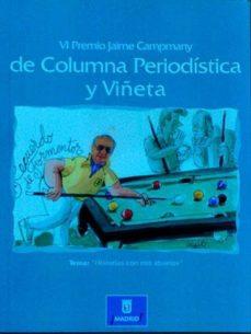 Geekmag.es Vi Premio Jaime Campmany De Columna Periodística Y Viñeta Image