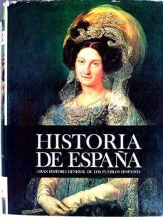 HISTORIA DE ESPAÑA V - VVAA | Triangledh.org