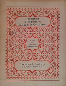 Valentifaineros20015.es Homenaje A Los Premios 'Miguel De Cervantes' Image