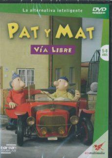 Debatecd.mx Pat Y Mat: Via Libre ( Dvd ) Image