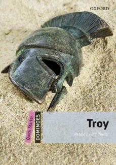 Descarga de libros de Google en línea DOMINOES QUICK STARTER. TROY (+ MP3) 9780194639095 de