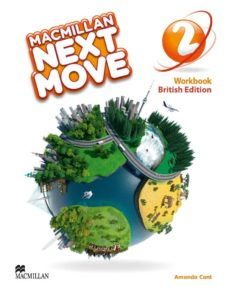 Descarga gratuita de libros de itouch. MACMILLAN NEXT MOVE 2 WORKBOOK (BRITISH EDITION) iBook CHM FB2 de  (Literatura española) 9780230466395