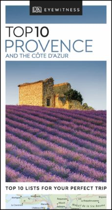 top 10 provence and the côte d'azur (ebook)-9780241394595