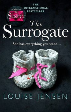 the surrogate-louise jensen-9780751570595