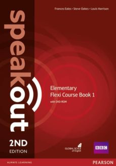 Libro pdf descarga gratuita SPEAKOUT ELEMENTARY 2ND EDTION FLEXI COURSEBOOK 1 PACK de