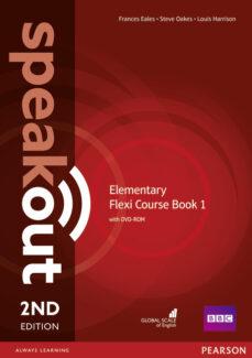 Las mejores descargas de libros de audio SPEAKOUT ELEMENTARY 2ND EDTION FLEXI COURSEBOOK 1 PACK (Spanish Edition) 9781292149295 de  DJVU CHM