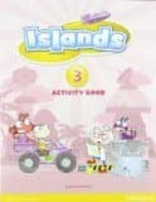 islands spain level 3 activity book pack-9781408297995