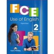 Foro ebooki descargar FCE USE OF ENGLISH 2 STUDENT S BOOK CHM DJVU de  9781471521195 en español
