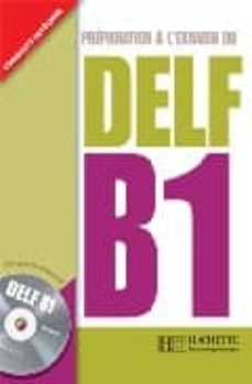 Audios de libros descargables gratis DELF B1 (INCLUYE CD) 9782011554895 iBook de