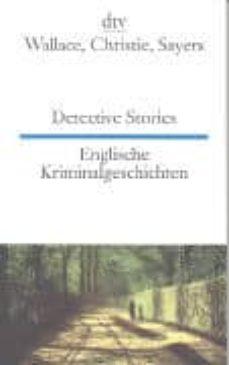 kriminalgeschichten. dectective stories.-agatha christie-edgar wallace-9783423094795