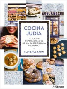 cocina judia: deliciosas especialidades de la gastronomia asquenazi-florence kanh-9783848010295