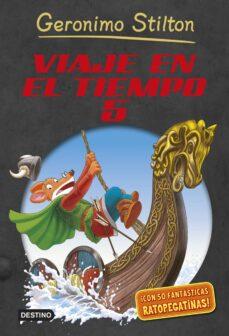 Concursopiedraspreciosas.es Viaje En El Tiempo 5 (Geronimo Stilton) Image
