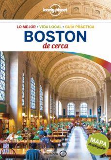 boston de cerca 2018 (2ª ed.) (lonely planet)-gregor clark-9788408179795