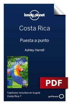 costa rica 7. preparación del viaje (ebook)-mara vorhees-ashley harrell-anna kaminski-9788408185895