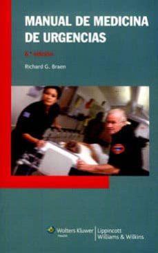 Libros descargables en pdf. MANUAL DE MEDICINA DE URGENCIAS de  9788415419495