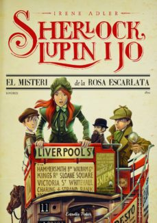 Geekmag.es El Misteri De La Rosa Escarlata (Sherlock, Lupin I Jo 3) Image