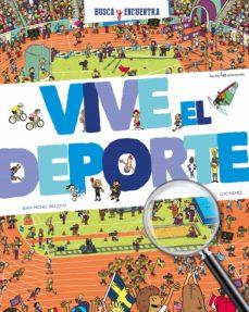 Inmaswan.es Vive El Deporte (Busca Y Encuentra) Image