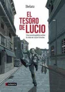 Descargar y leer EL TESORO DE LUCIO. UNA NOVELA GRAFICA gratis pdf online 1