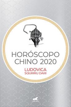 Descargar Ibooks para Mac HOROSCOPO CHINO 2020 in Spanish  9788417664695 de LUDOVICA SQUIRRU DARI