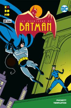 Titantitan.mx Las Aventuras De Batman Nº 02 Image