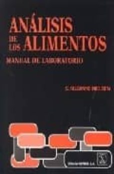 Descargar ANALISIS DE LOS ALIMENTOS. MANUAL DE LABORATORIO gratis pdf - leer online