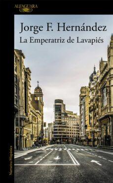 Descarga gratuita de ebooks en archivo pdf. LA EMPERATRIZ DE LAVAPIÉS (MAPA DE LAS LENGUAS)