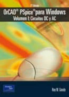 Cdaea.es Orcad Pspice Para Windows (Vol. I): Circuitos Dc Y Ac Image