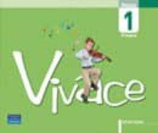 Inmaswan.es Vivace 1: Libro Del Alumno (1º Educacion Primaria, Musica, Catala N) Image