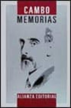 Valentifaineros20015.es Cambo: Memorias (1876-1936) Image