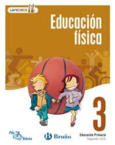 Emprende2020.es Lapiceros Educación Física 3º Primaria Image