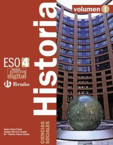 Relaismarechiaro.it Contextodigital Historia Ciencias Sociales 4 Eso - 3 Volúmenes Educación Secundaria Obligatoria - Segundo Ciclo - 4º Image