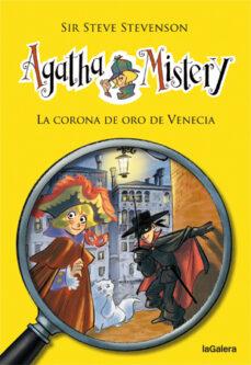 Permacultivo.es Agatha Mistery 7: La Corona De Oro De Venecia Image
