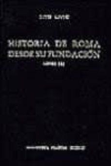 libros iv-vii: historia de roma desde su fundacion (t. 2)-tito livio-9788424914295