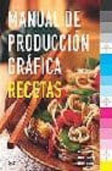 Inmaswan.es Manual De Produccion Grafica: Recetas Image