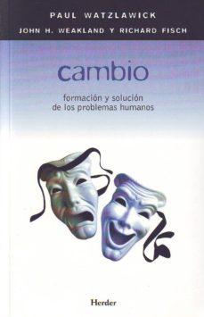Descargar CAMBIO gratis pdf - leer online