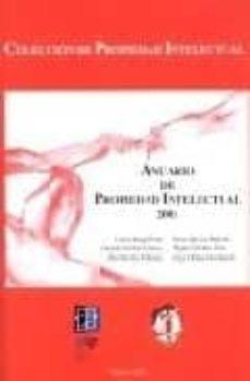 ANUARIO DE PROPIEDAD INTELECTUAL 2001 - CARLOS ET AL. ROGEL VIDE |