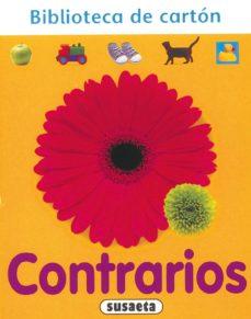 Debatecd.mx Contrarios (Coleccion Biblioteca De Carton) Image