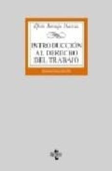 Lofficielhommes.es Introduccionn Al Derecho Del Trabajo (18ª Ed.) Image