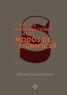 Descargar NUEVAS APROXIMACIONES A LOS MODOS DE SIGNIFICAR gratis pdf - leer online