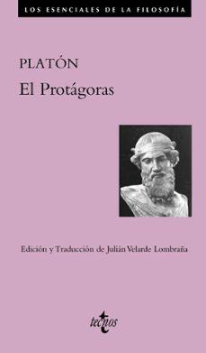 Ebooks gratis para descargar ipod EL PROTÁGORAS  de PLATON 9788430977895