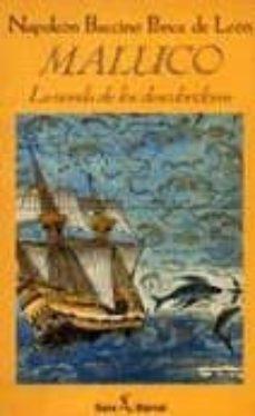 Titantitan.mx Maluco: (La Novela De Los Descubridores) (2ª Ed.) Image