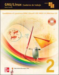 Enmarchaporlobasico.es Gnu/linux (2º Eso): Cuaderno De Trabajo (2º Secundaria) Image