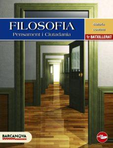 Emprende2020.es Filosofia 1 (Opció B). Alumne + Cd Image