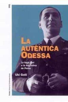 Relaismarechiaro.it La Autentica Odessa: La Fuga Nazi A La Argentina De Peron Image