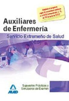 Inmaswan.es Auxiliares De Enfermeria Del Ses: Simulacros De Examen Y Supuesto S Practicos Image