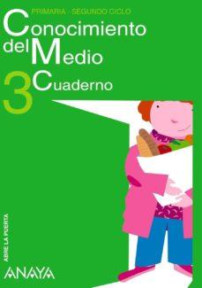 Mrnice.mx Conocimiento Del Medio 3º Educacion Primaria Cuaderno Del Alumno Image