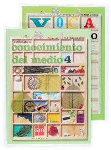 Colorroad.es Trotamundos: Conocimiento Del Medio (Extremadura) (4º Educacion P Rimaria) Image